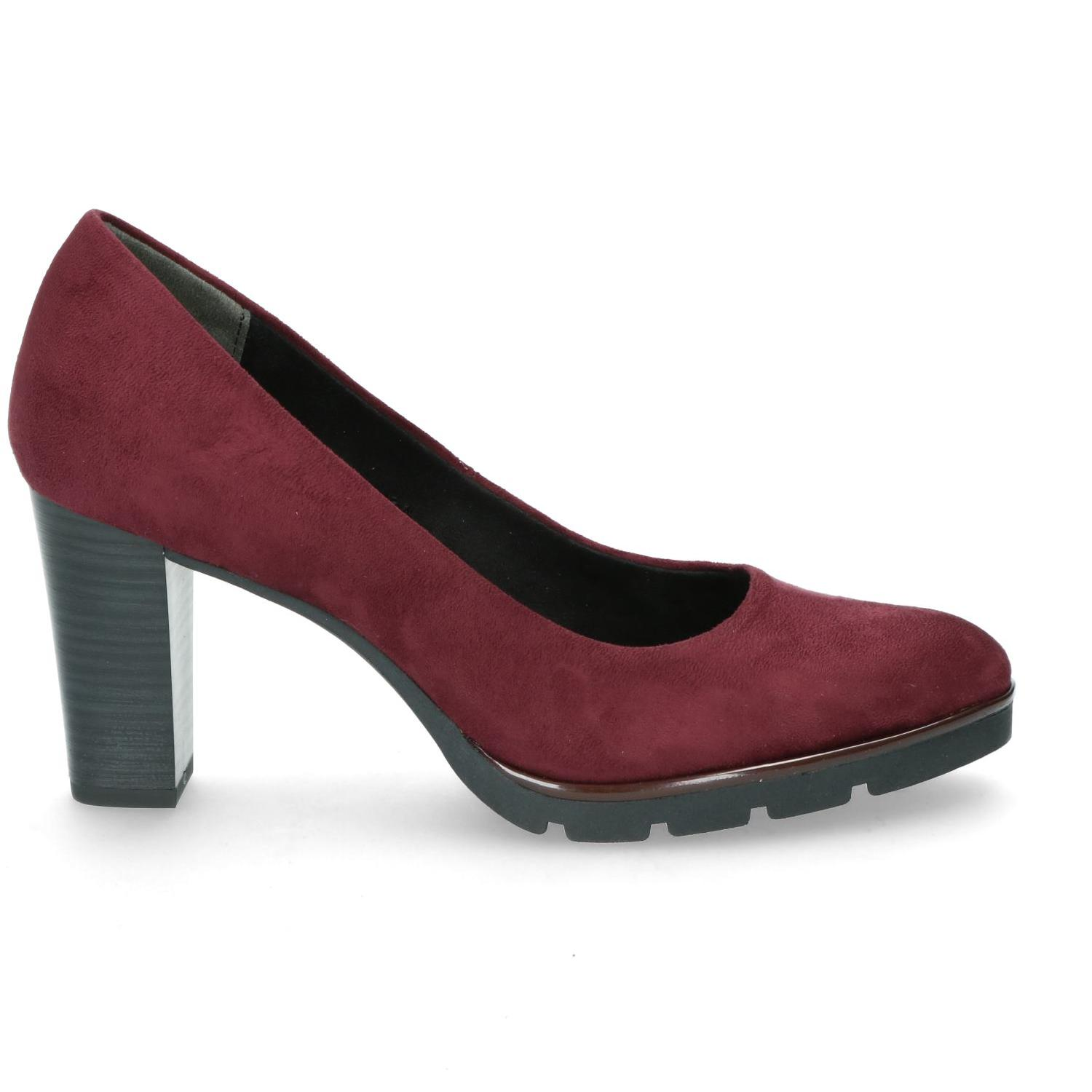 Marco Tozzi dames pumps - Bordeaux