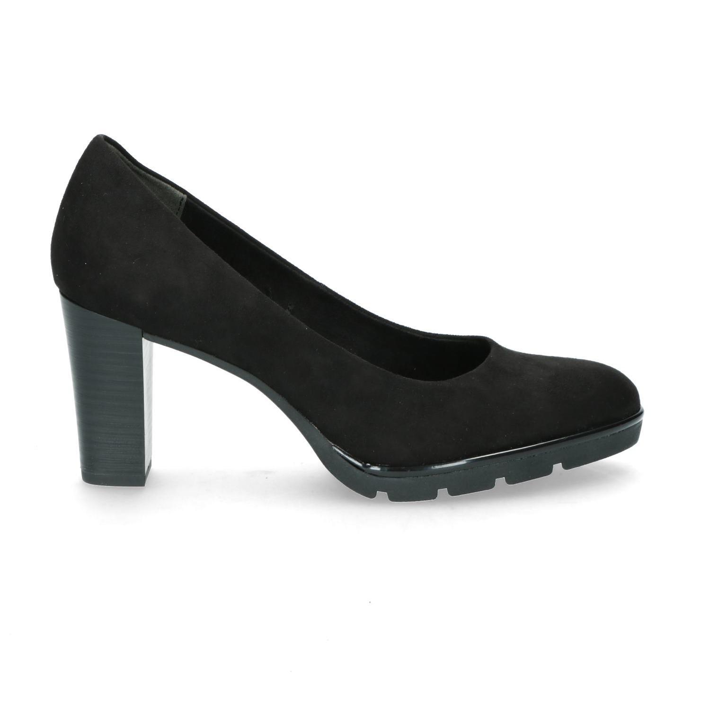 Marco Tozzi dames pumps - Zwart
