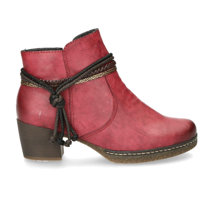 Rieker Boots rood